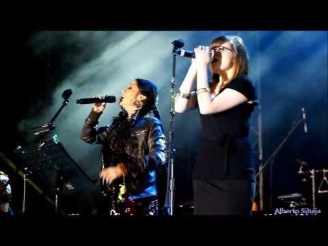 Lila Downs & Lo Blondo en Coyoacán  / Cuando Salga la Luna (7/7)