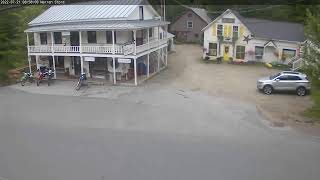 Preview of stream Live view of the Warren Store, Vermont