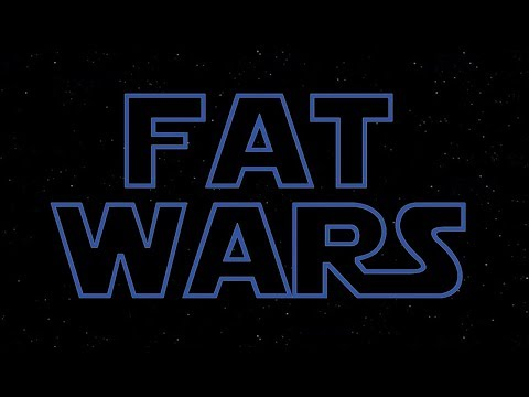 FAT WARS: THE FAIL OF SKYWALKER - Marca Blanca