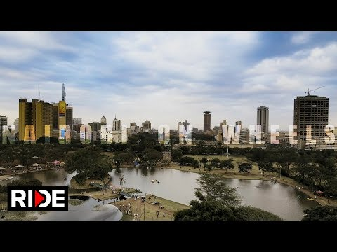 Nairobi On Wheels - Skateboarding Through Kenya