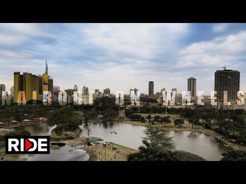 Nairobi On Wheels - Skateboarding Through Kenya