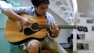 Sunflower (Guitar) - Hải Cọ [TenShi Trà Sữa]