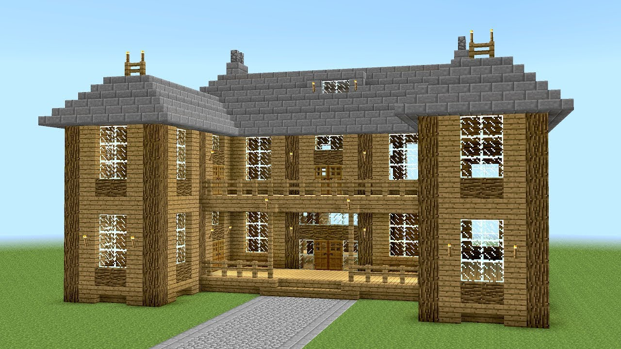 Any Tips For Building Houses   Intermediate Builder Looking To Advance    Minecraft