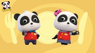Baby Panda Waiters | Serve Customers, Offer Menu | Kids Role Play | BabyBus