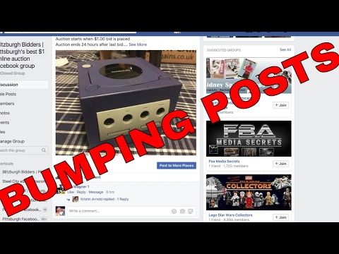 BUMPING POSTS Blitzburgh Bidders | Pittsburgh's 24 hour dollar online auction facebook group,