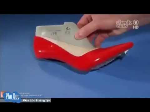 Sản xuất giày cao gót xem là mê