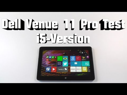 Dell Venue 11 Pro i5-Version (7130) im Test (deutsch)