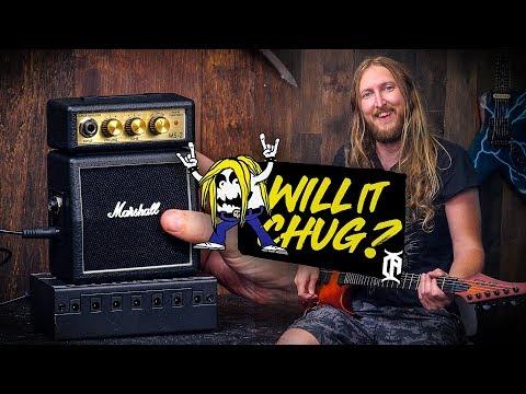 WILL IT CHUG? - Marshall MS2