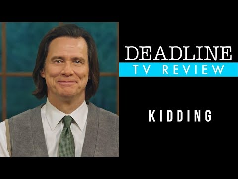 'Kidding'   Jim Carrey, Frank Langella