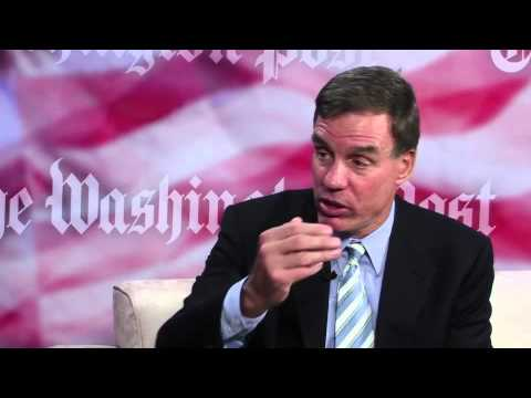 Mark Warner on being a Senator