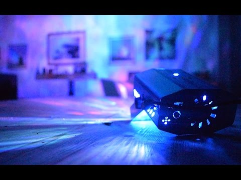 Unboxing & Review: Coidea LED Stage Projector