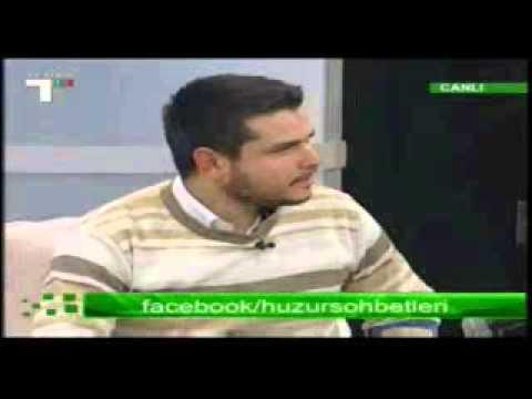 Huzur Sohbetleri Hidir Hoca Namaz hakkinda 2 bölüm