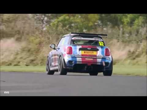 Evo Track Car Of The Year Jcw Mini Cooper Review Youtube