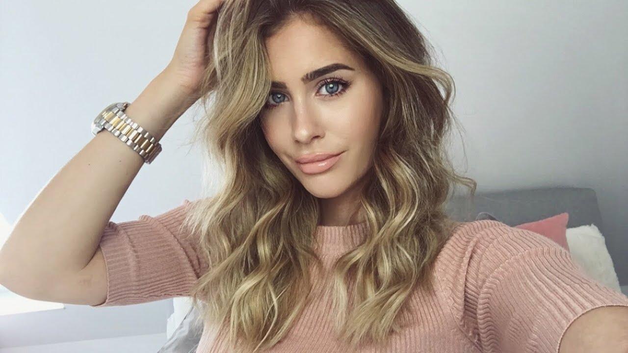 California Beach Hair Tutorial Bella Youtube