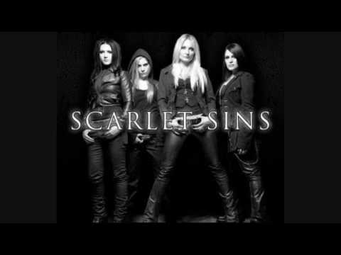 SCARLET SINS - WITH YOU LYRICS - SongLyrics.com