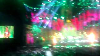 Shahid kapoor performance in IIFA awards 2012