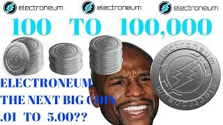 HOW AND WHY TO PURCHASE  ELECTRONEUM.  BITCOIN