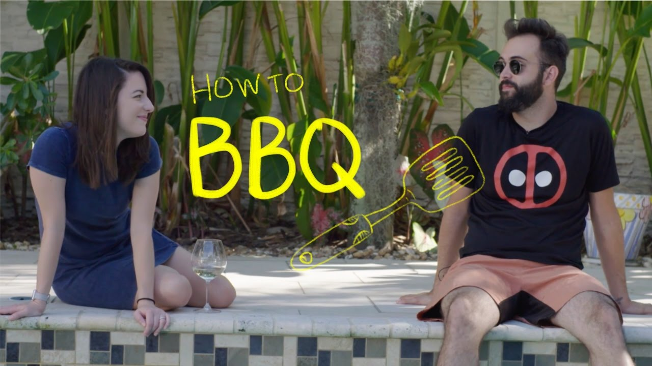 How to Make BBQ Skirt Steak + Chimichurri Sauce
