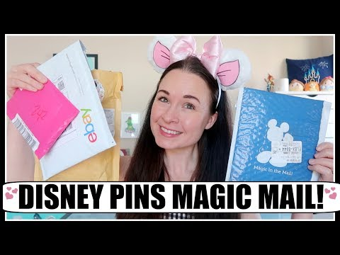 OPENING DISNEY PIN MAIL! | Disney Pin March Madness, Part 2!