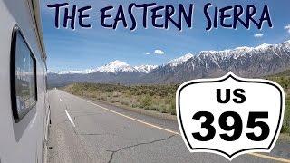 Video RVing Highway 395 ~ California's Eastern Sierra download MP3, 3GP, MP4, WEBM, AVI, FLV November 2017
