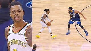 D'Angelo Russell CRAZY 52 Points vs Timberwolves! Warriors vs Timberwolves 2019 NBA Season