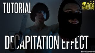 Decapitation Tutorial + Announcement