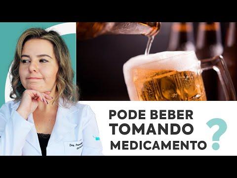 Por que não devemos misturar medicamentos com álcool?