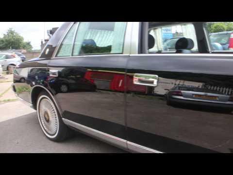 TOYOTA CENTURY 2005  6 SPEED INTELLIGENT AUTO FRESH IMPORT  NEAR SHOWROOM  CONDI