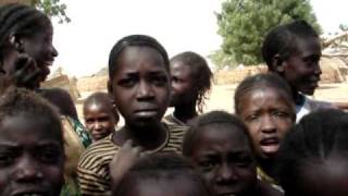 Inside the Outbreaks, by Mark Pendergrast: Village in Niger, West Africa