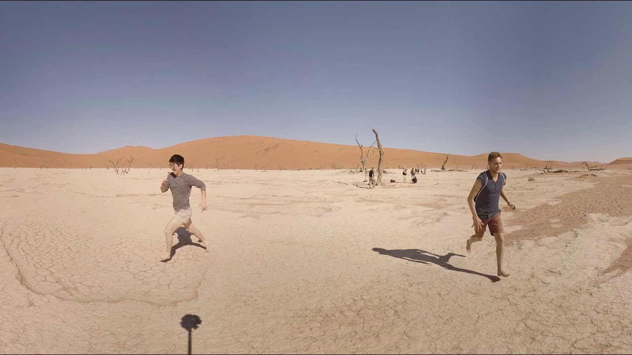 360 Vr Video Of Sossusvlei Nomad Africa Adventure Tours