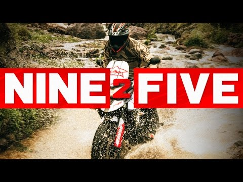 Lords of the Atlas - Nine 2 Five - Featuring Icon Team Rider Julien Welsch