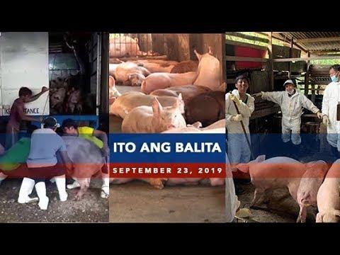 UNTV: Ito Ang Balita (September 23, 2019)