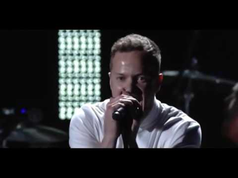 Imagine Dragons & Kendrick Lamar Live On Stage
