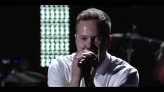 Imagine Dragons & Kendrick Lamar Live On Stage