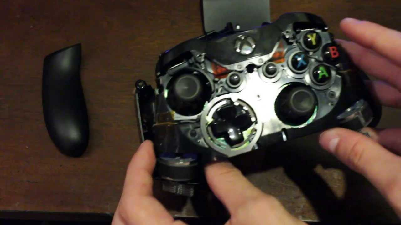 Inside Game Controls Xbox