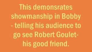 LIVE+RARE Bobby Darin At Tahoe 1967 FINALE