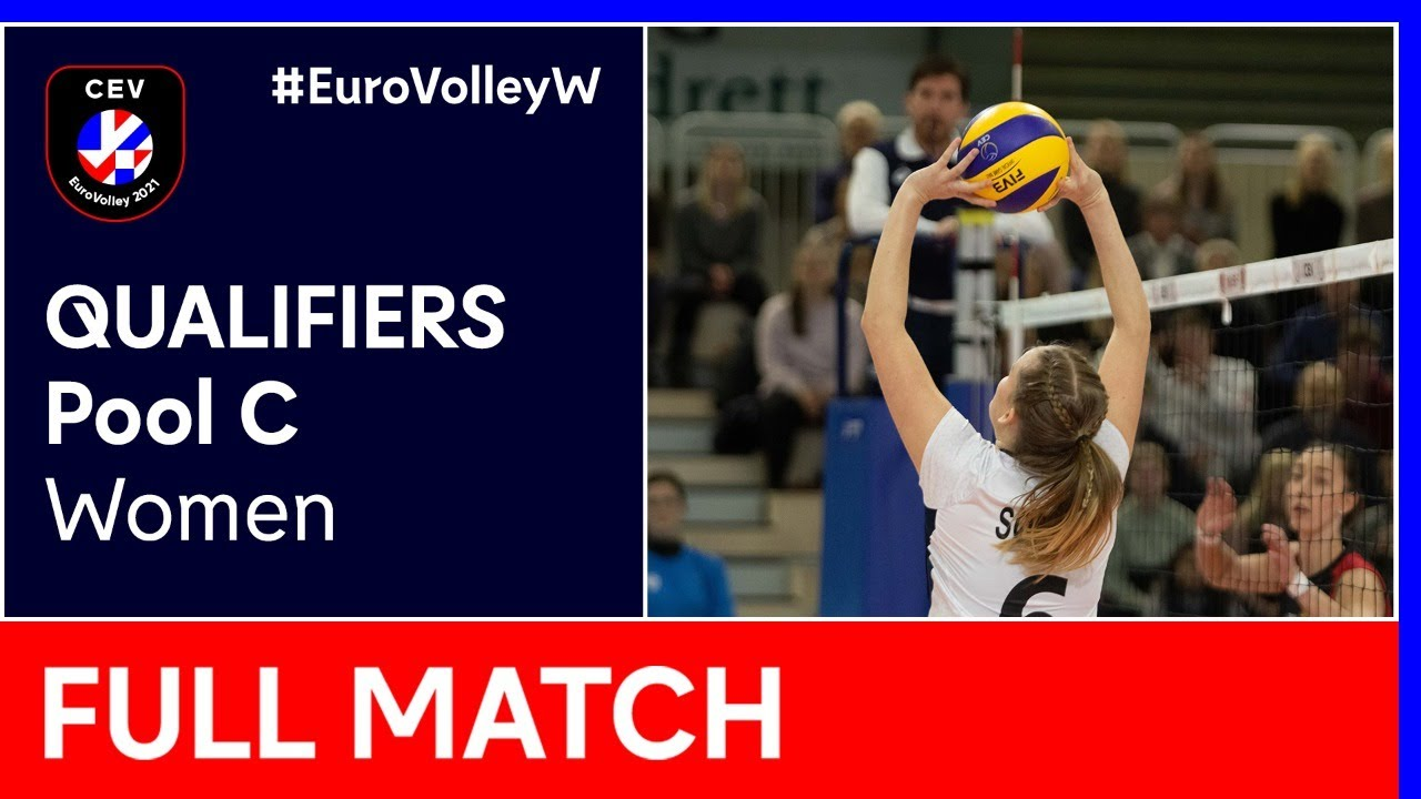 Download Norway vs. Spain - CEV EuroVolley 2021 Qualifiers Women