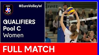 Norway vs. Spain - CEV EuroVolley 2021 Qualifiers Women