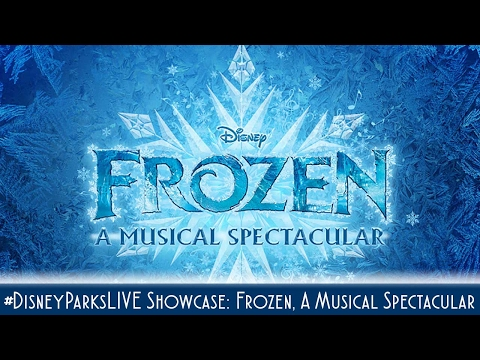 Sneak Peek at Frozen, A Musical Spectacular