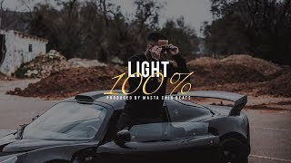Light - 100% (Official Music Video)