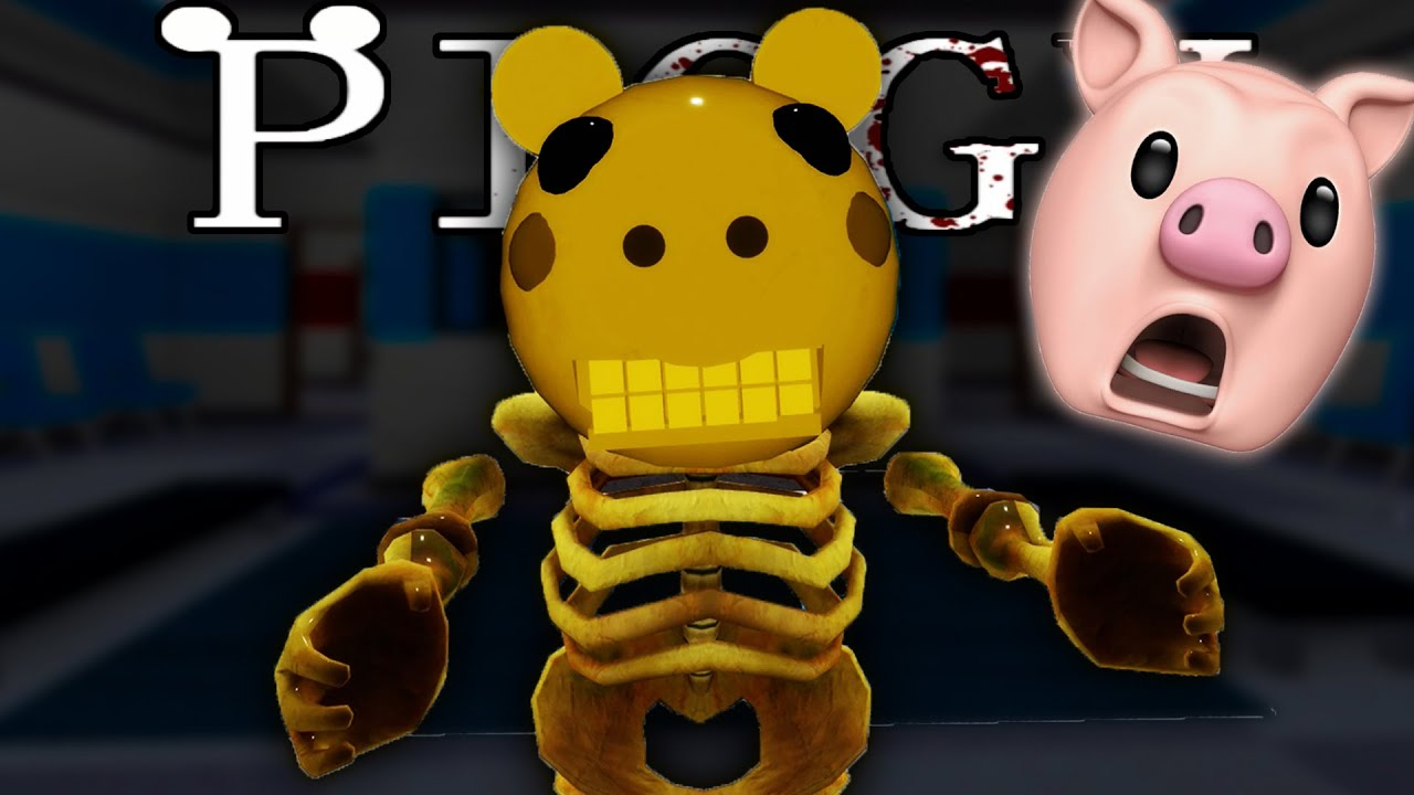 Roblox Piggy Chapter 6 The Hospital Youtube