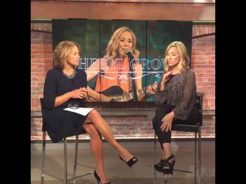Sheryl Crow Live Chat with Katie Couric - 23 Minutes (3 October 2016)