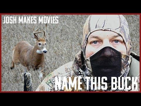 Name This Weird Antler Buck, Michigan Deer Hunting 2018