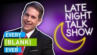 Download EVERY LATE NIGHT TALK SHOW EVER Mp3 and Videos