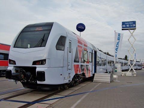 InnoTrans 2014 (Outdoor display) | Messe Berlin
