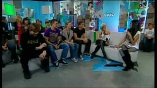 Cascada bei VIVA Live Interview+Fever (15.10.09)
