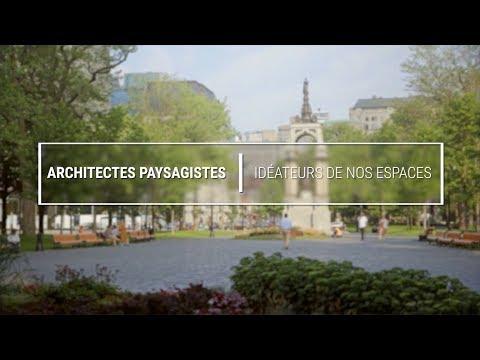 Architectes paysagistes -