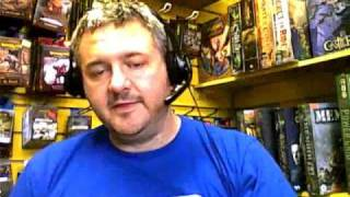 GTG VBlog 16 - D&D, Yugioh, Board Games, Jinx Tees