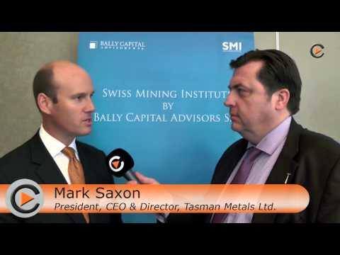 Tasman Metals V2 - Commodity TV - SMI14
