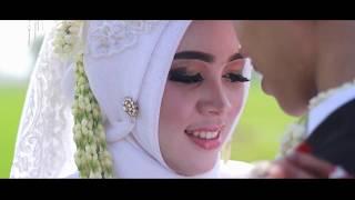 Download Lagu Bikin Baper‼️ Innal Habibal Musthofa - Muslim Wedding Clip Video Cinematic Dina & Afif Pasuruan mp3
